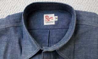 Twitter Giveaway | Dry Bones D.Lewis Chambray Shirt