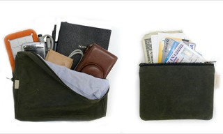 Twitter Giveaway | Freeman Transport Pouch Set