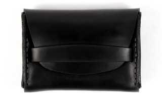 Makr Horween Wallet in Black