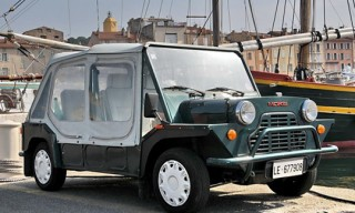 "Mini To Debut ""Moke"" Off Road Vehicle"