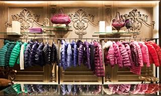Moncler Opens Shanghai Boutique