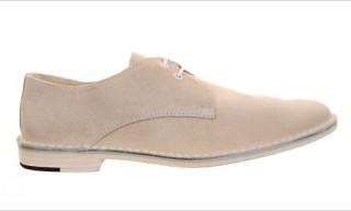 Pierre Hardy for Kitsuné Shoes
