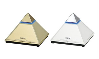 Seiko PyramidTalk Clock Refreshed