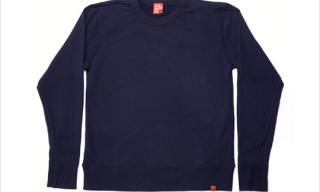 Studio D'Artisan Light Weight Crewneck Sweatshirt