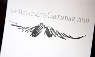 The Moustache Calendar 2010