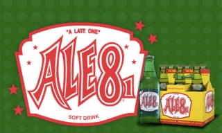 Ale8one Soft Drink