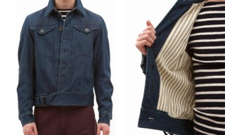 Haversack Denim Jacket