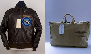 Eastman Leather for Heritage Research Aviator Pack