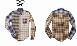 Pendleton for Opening Ceremony Patchwork Shirt