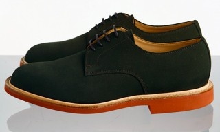 Sanders Derby Buck Shoes