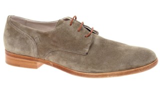 Folk Finlay Suede Derby Shoes