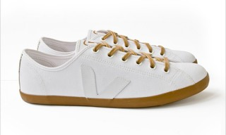 Veja for Merci Canvas Sneakers
