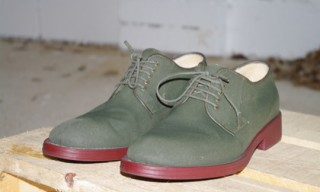 YMC Engineers Shoe