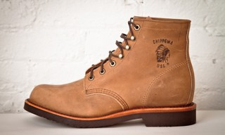 Compass NYC | Chippewa Boots