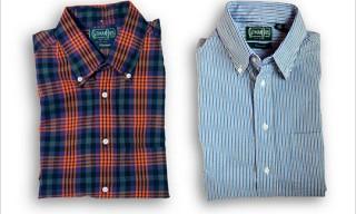 Gitman Vintage Spring/Summer 2010 Shirts