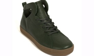 Gourmet L'uno Epi Leather Trainers