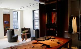 A Look Inside Hermès Man on Madison Avenue