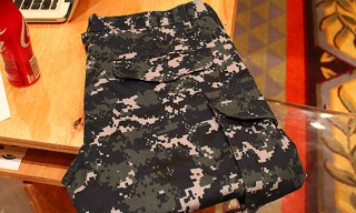 Vegas | Mark McNairy US Navy Digital Camo Pants