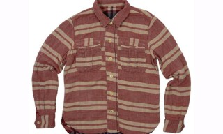 Nigel Cabourn Reversible Shirt