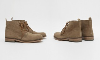 Our Legacy 6 Hole Lace-up Boot