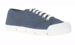 Springcourt Canvas Overdye Trainer