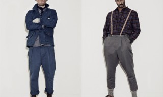 First Look | Uniforms For The Dedicated Autumn/Winter 2010 Preview