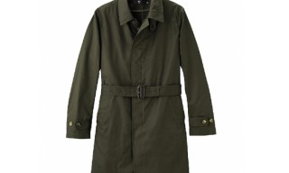 Uniqlo +J Trench Coat