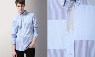 Acne Collage Shirt