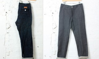 Albam Denim Taper Chino