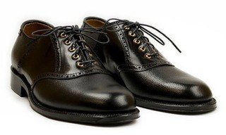 Alden for Blackbird Osgood Series Saddle Shoe