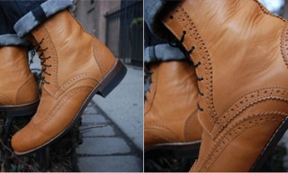 Brooklyn Circus Brogue Boots