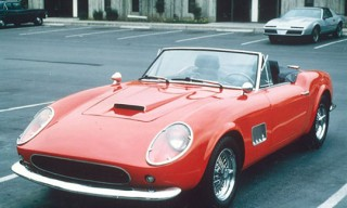 Ferris Bueller Ferrari Up for Auction