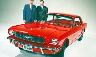 Original Designer of Ford Mustang Passes Away at 86