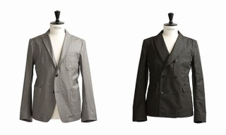 J. Lindeberg Technical Blazers for Spring 2010