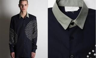 Martine Rose Polka Dot Circles Shirt