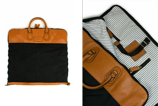 Moore & Giles Garment Bag | Highsnobiety