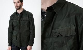 Nom De Guerre Camo Shirt/Jacket
