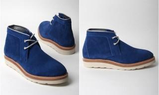 CRYDD for Old Curiosity Shop Desert Boots