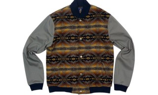 Pendleton for Opening Ceremony Varsity Jacket
