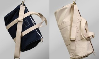 Rogues Gallery Nautical Canvas Duffle Bags for Spring 2010