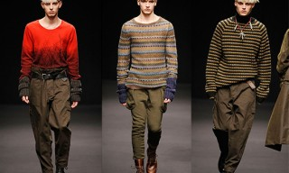 Topman Design Autumn/Winter 2010 Collection