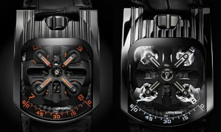 Urwerk UR-103T Mexican Fireleg Watches