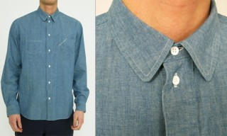 Wood Wood Chambray Shirt