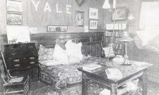 There's No Place Like Home: Student Rooms at Yale, 1870-1910