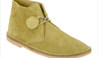 "Clarks Desert Boots ""Pretty Green"" Special Edition"