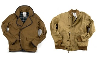 EVISU Coats and Jackets for Autumn 2010