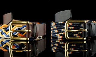 Folk Woven Band Belts