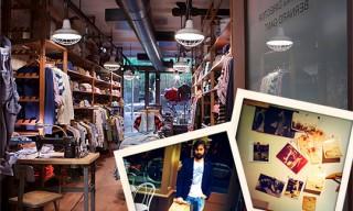Gant Rugger Shop in New York City