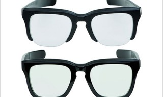 Giuliano Fujiwara Eyewear for Autumn/Winter 2010