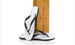 Havaianas Sandals for Ace Hotel